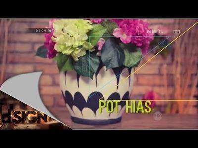 Dsign - DIY - Pot Hias