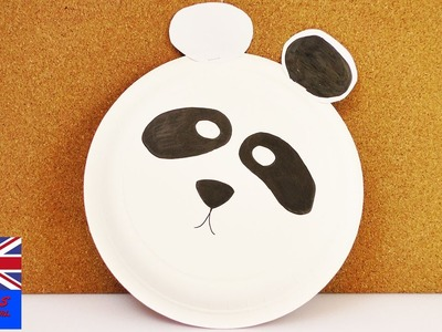 Carnival of the animals   Make your own panda mask   Costume easy made   Kids