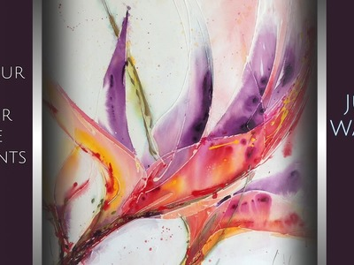 Resin Art Lesson with Judy Waters | Colour In Your Life