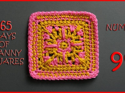 365 Days Of Granny Squares Number 99
