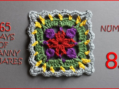 365 Days of Granny Squares Number 83