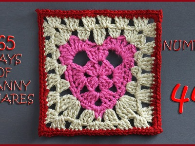 365 Days of Granny Squares Number 44