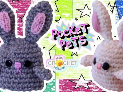 Crochet Bunny Rabbit - Jayda's Pocket Pets!