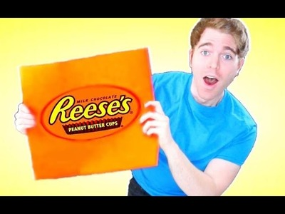 GIANT Reeses Peanut Butter Cup!