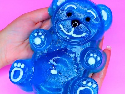 How to Make The World's Largest GUMMY BEAR