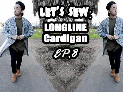 Longline Cardigan | Let's Sew EP. 8