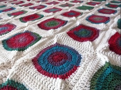 Motif of the Month March 2016 Chromatic Motif and Blanket Pattern