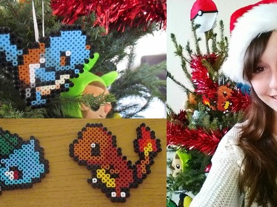 Pokémon Christmas Tree Tutorial