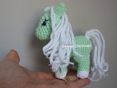 Pony amigurumi tutorial