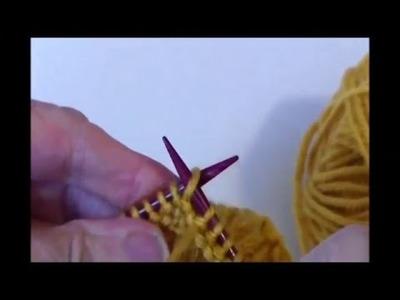 Portuguese Knitting Part 1