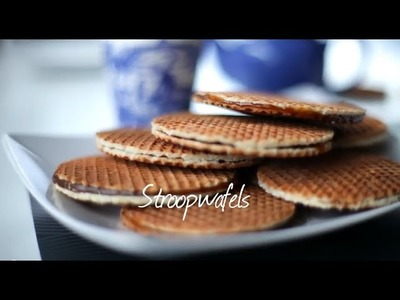 Stroopwafel recipe - How to make stroopwafels