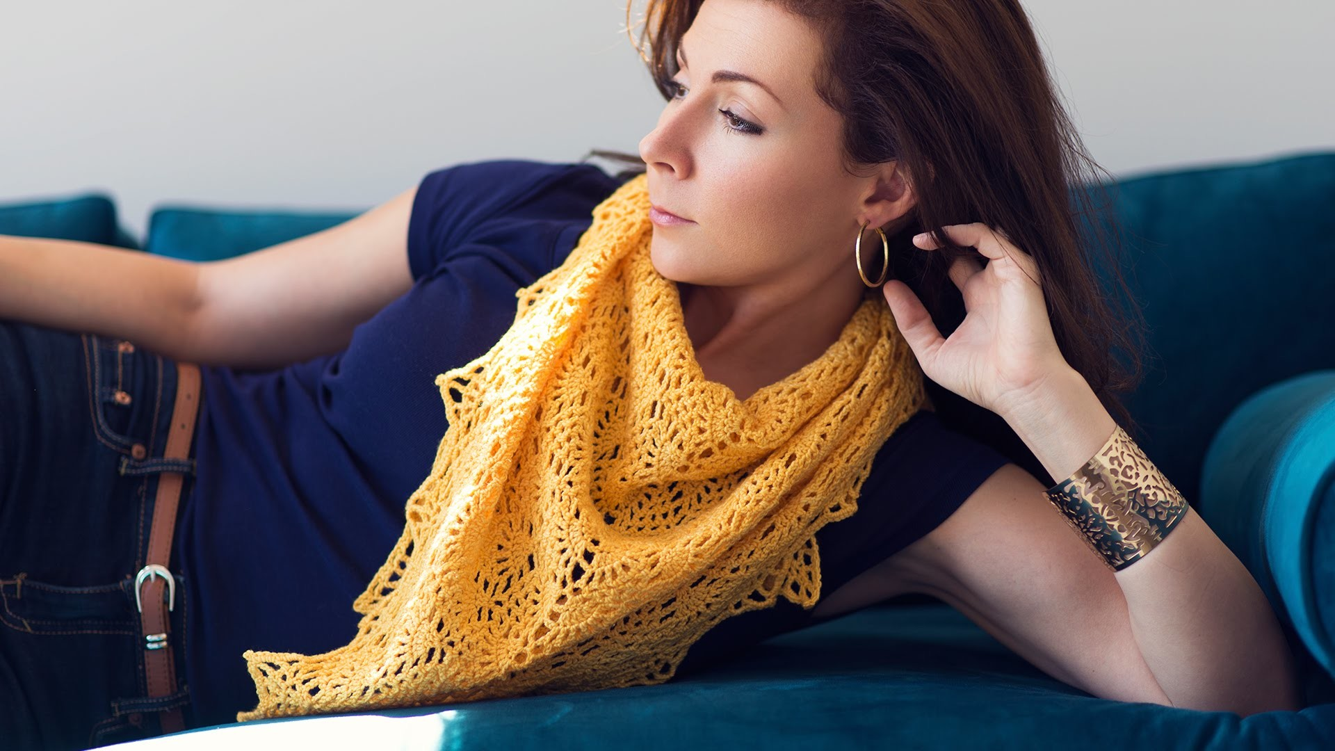 How To Block Your Knitted and Crocheted Projects