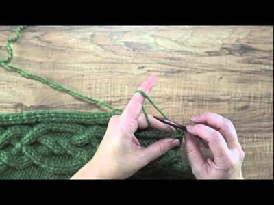 Picking up and knitting from slipped stitches