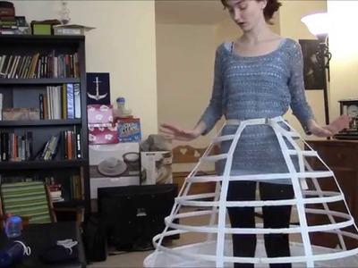 Round Cage Crinoline - Part 6
