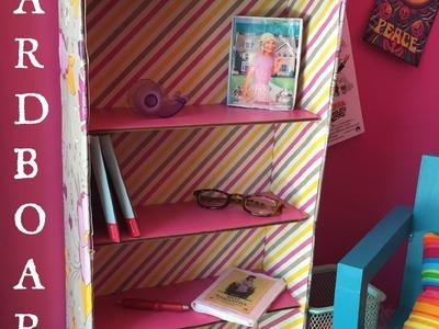 DIY American Girl Doll Bookshelf