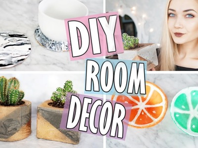 DIY Room Decor Tumblr Inspired! Easy & Affordable