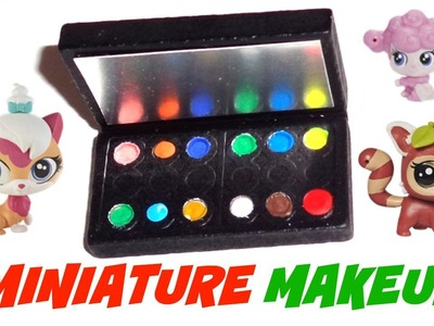 How to Make Doll.LPS Makeup: Eyeshadow