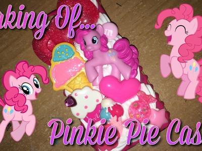 Making Of: Pinkie Pie Case!