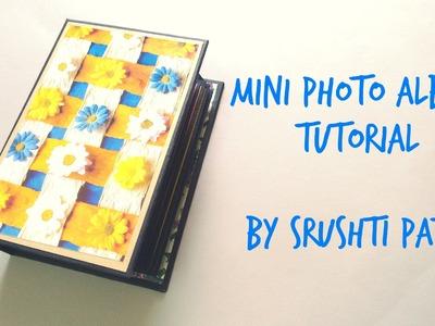 Mini Photo Album- Tutorial Part 1 | by Srushti Patil
