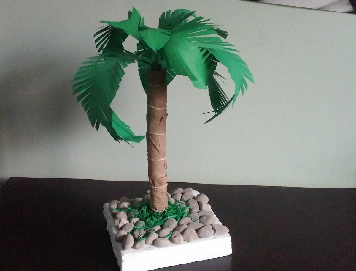 Palm Tree Christmas Decorations