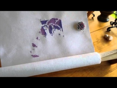 Tips before you start stitching an embroidery or cross stitch project