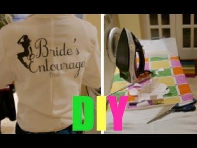 DIY | Bridal Party.Bridesmaids Blazers