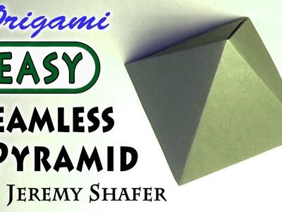 Easy Seamless Pyramid