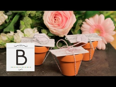 Floral Garden Wedding Seed Packets I What's Your Favour