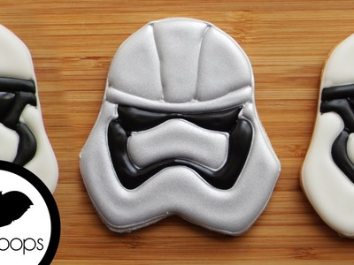 How to Decorate Star Wars Cookies | Become a Baking Rockstar