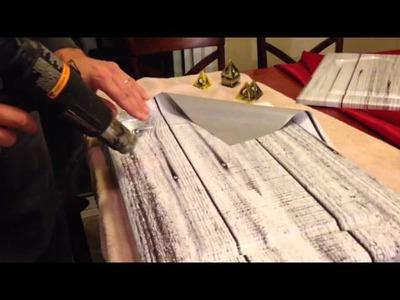 How to install cabinet door wrap Rmwraps.com