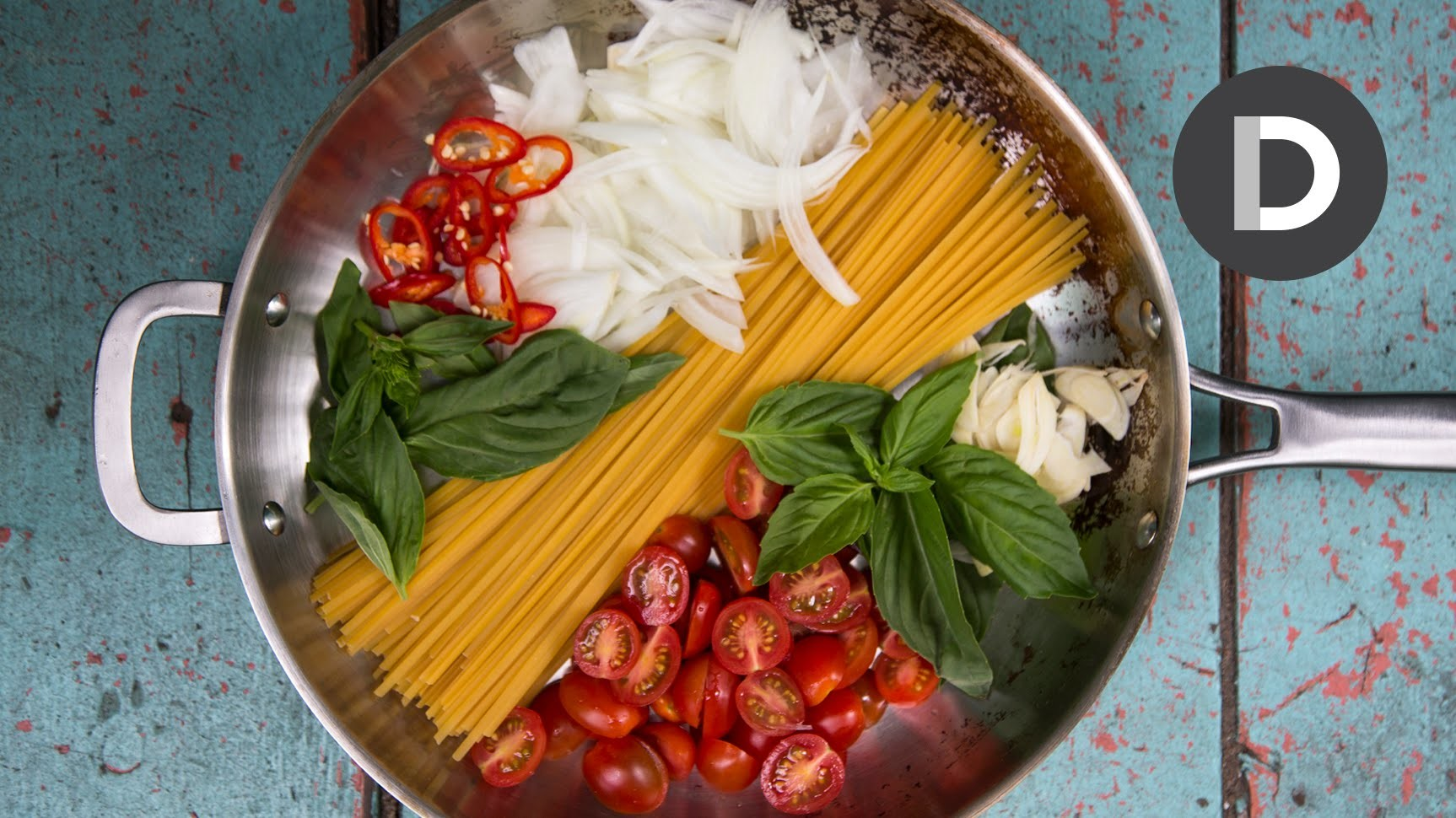 How to make.  One Pan Pasta!