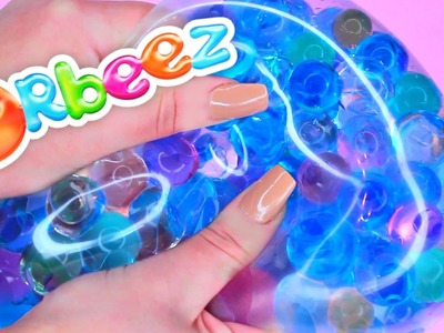 How to Make Squishy Stretchy ORBEEZ Stress Ball