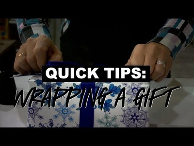 LUSH Quick Tips: Gift Wrapping