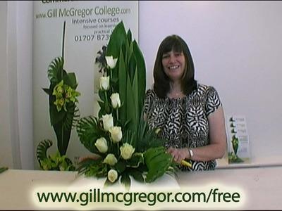 Plaited palm arrangement gillmcgregor youtube