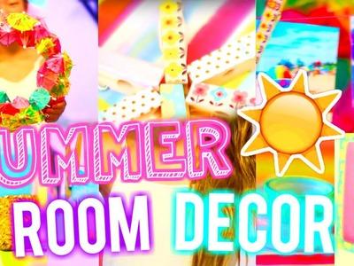 Summer Room Decor! ☼ Tumblr and Pinterest Inspired!