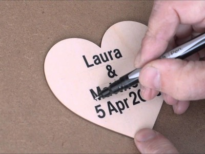 Wedding Guest Drop Box - 3 Ideas for your central heart