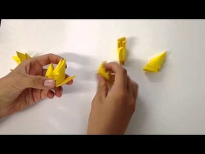 Star How To Make A 3d Origami Star By Amazingneev How To Make A