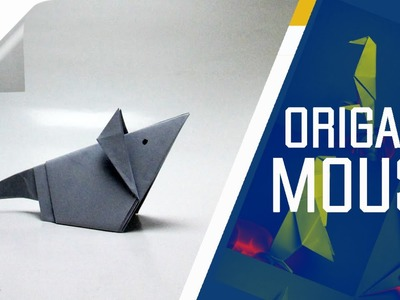 Origami - How To Make An Origami Mouse