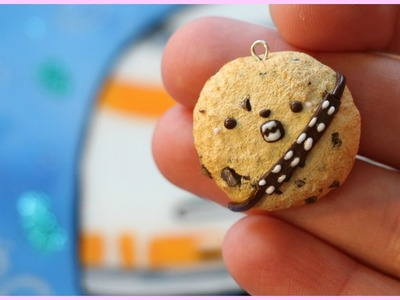 Chewbacca Chocolate Chip Cookie Tutorial