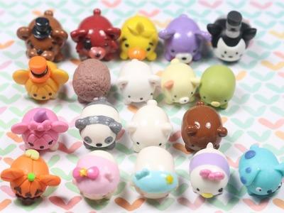 Clay Tsum Tsum Collection #2