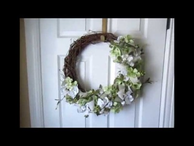 DIY:Spring Wreath!