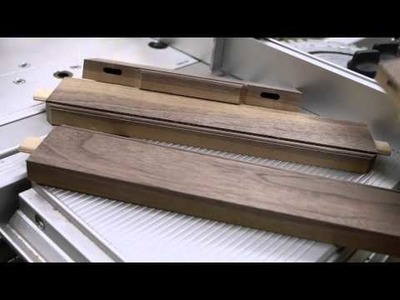 Festool Cabinet Basics - Beaded Drawer Front Part 3
