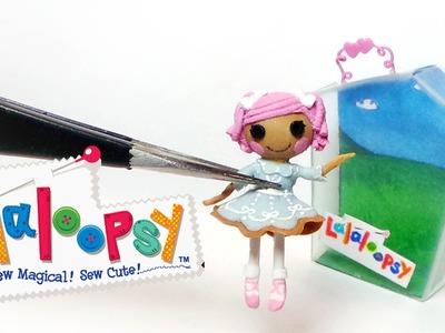 Polymer Clay Lalaloopsy Inspired Tutorial - Dolls.Dollhouse