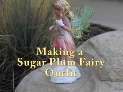 Sugar Plum Fairy Outfit - MakingFairies.com & SculptUniversity.com