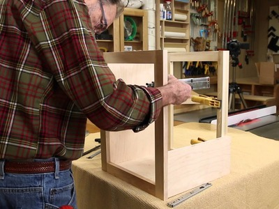 The Down to Earth Woodworker - How To Install Drawer Slides