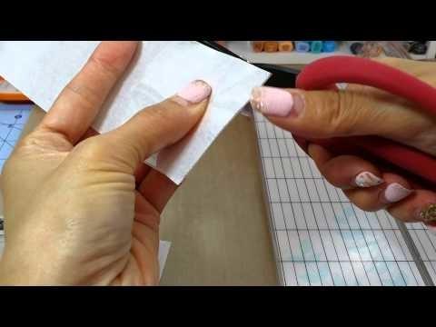 Acetate shaker envelope for your PLs tutorial
