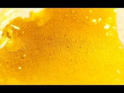 Knottyy's BHO Budder to Shatter Tutorial - How To Turn Budder.Wax.Honeycomb into Shatter.Sap