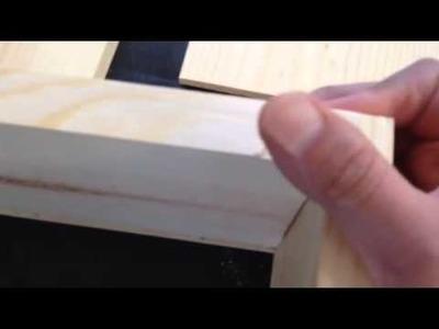 Making a heavy duty drawer
