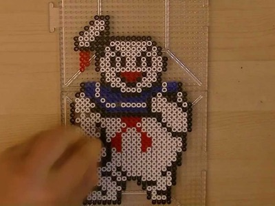 PERLER BEAD: Stay Puft Marshmallow Man! (Giveaway #26)