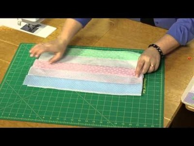 Quilting Quickly: Baby Checks - Baby Quilt Pattern